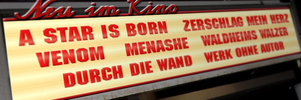 Neu im Kino (KW 40/2018)