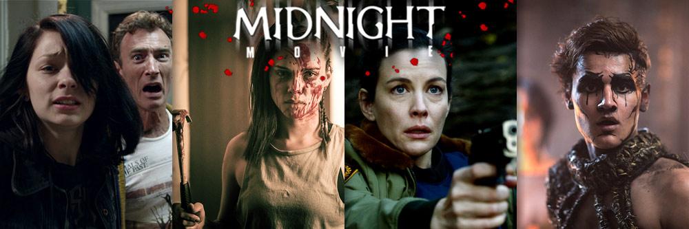 UCI Midnight Movies - Oktober 2018