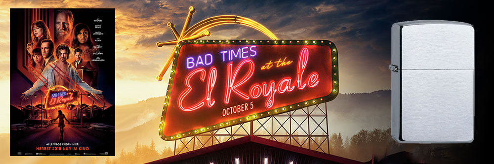 >Bad Times at the El Royale - Das Uncut-Quiz