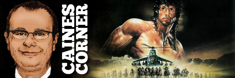 """Caines Corner: 30 Jahre """"Rambo III"""""""