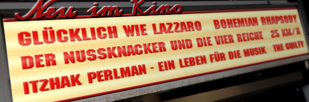 Neu im Kino (KW 44/2018)