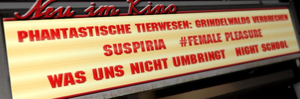 Neu im Kino (KW 46/2018)