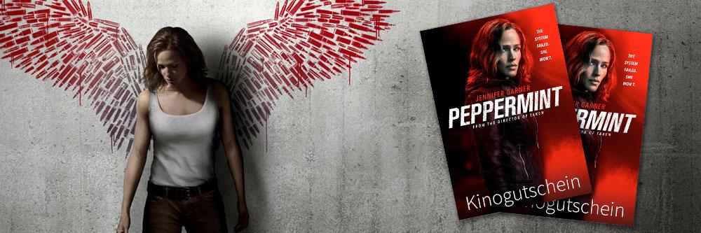 Peppermint - Gewinnspiel