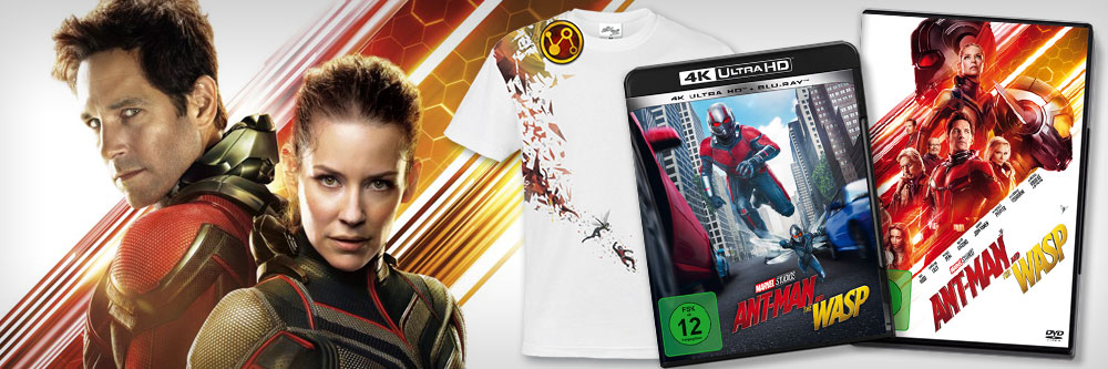 Ant-Man and the Wasp - Gewinnspiel