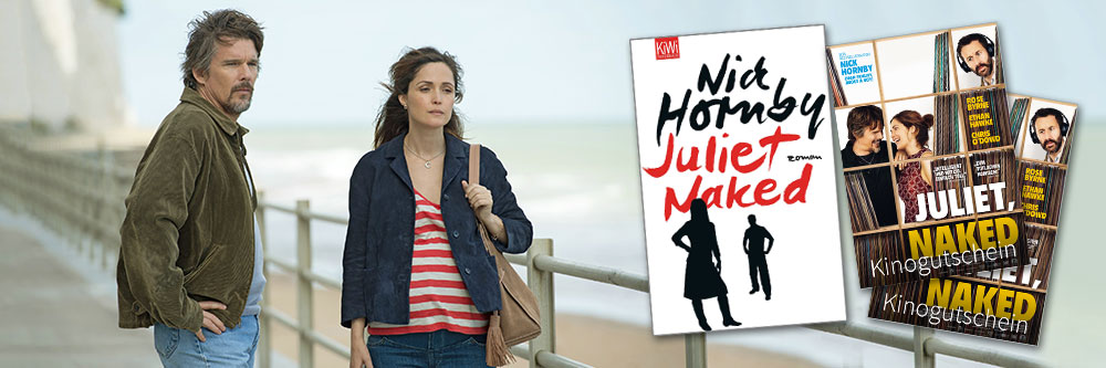 Juliet, Naked - Gewinnspiel