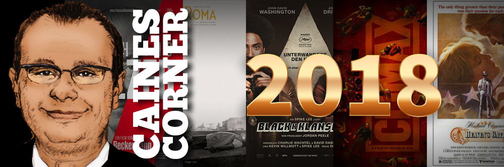 Caines Corner: Jahresrückblick 2018