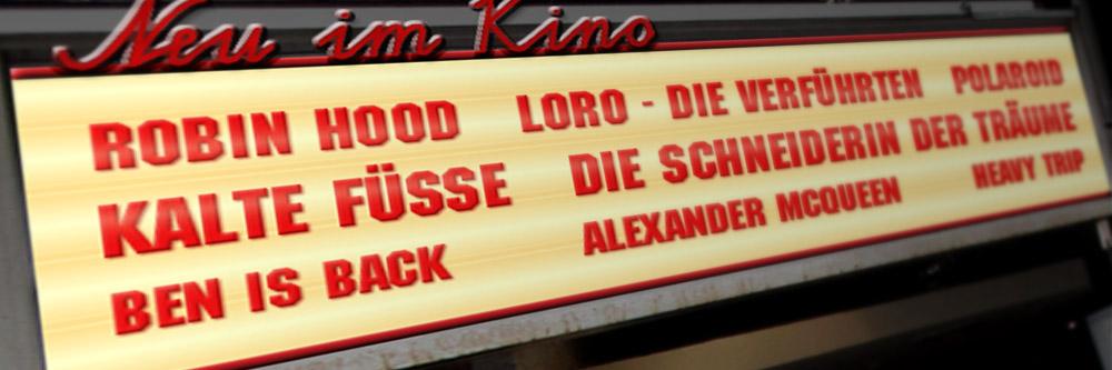 Neu im Kino (KW 02/2019)
