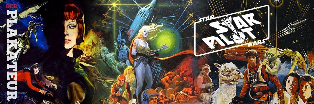 Der Plakateur: Star Wars Pilot Hydra