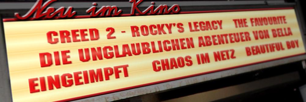 Neu im Kino (KW 04/2019)