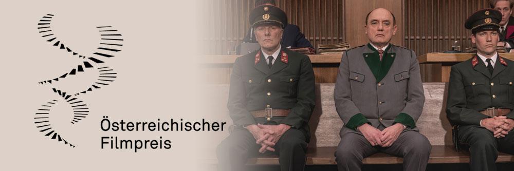 Die Gewinner des Österreichischen Filmpreises 2019