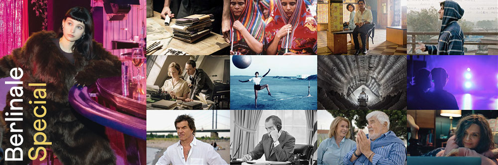 Berlinale 2019 - Spezial und Serien