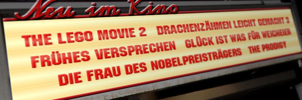 Neu im Kino (KW 06/2019)