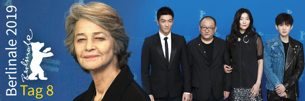Berlinale 2019 - Tag 8