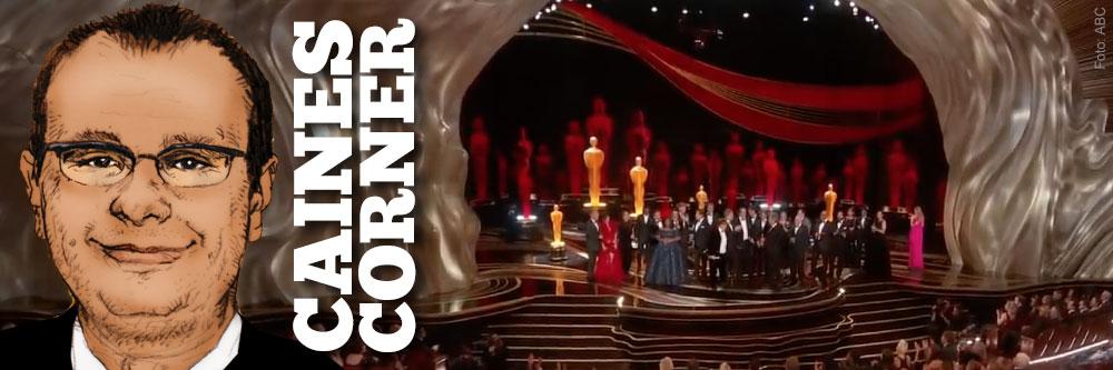 Caines Corner: Die Oscarverleihung 2019