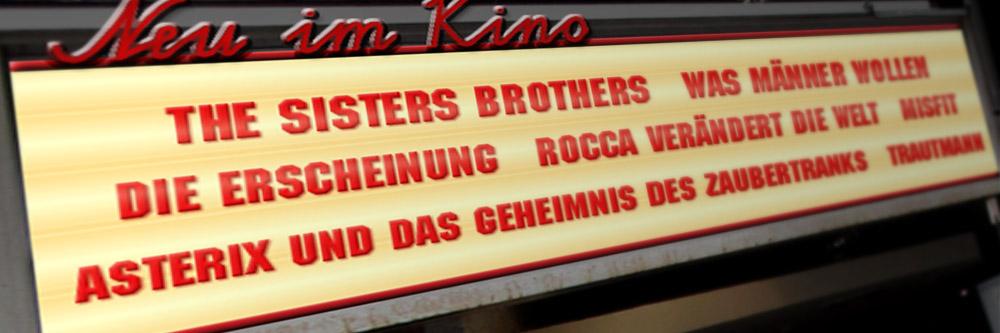 Neu im Kino (KW 11/2019)