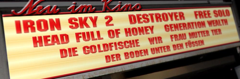 Neu im Kino (KW 12/2019)