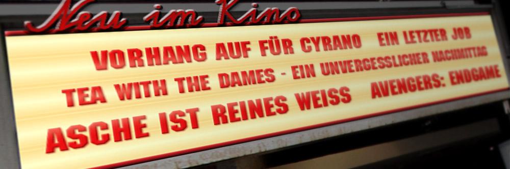 Neu im Kino (KW 17/2019)