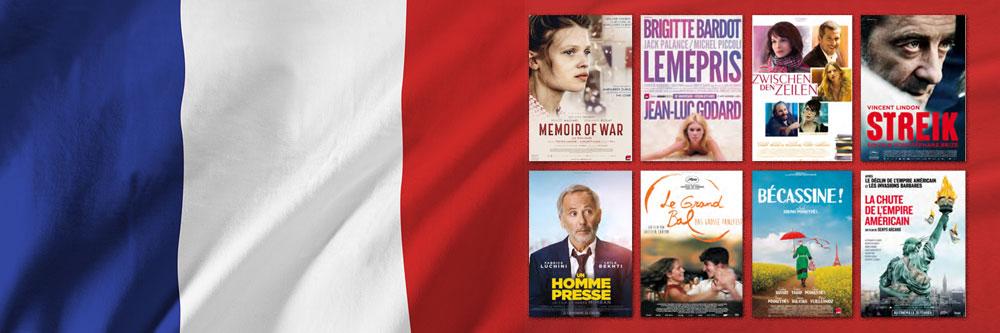 Tage des französischsprachigen Films in Graz 2019