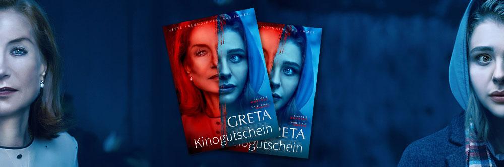 Greta - Gewinnspiel