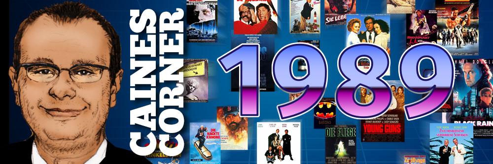 Caines Corner: Das Kinojahr 1989