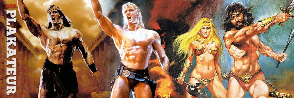 Der Plakateur: Gunan vs. He-Man