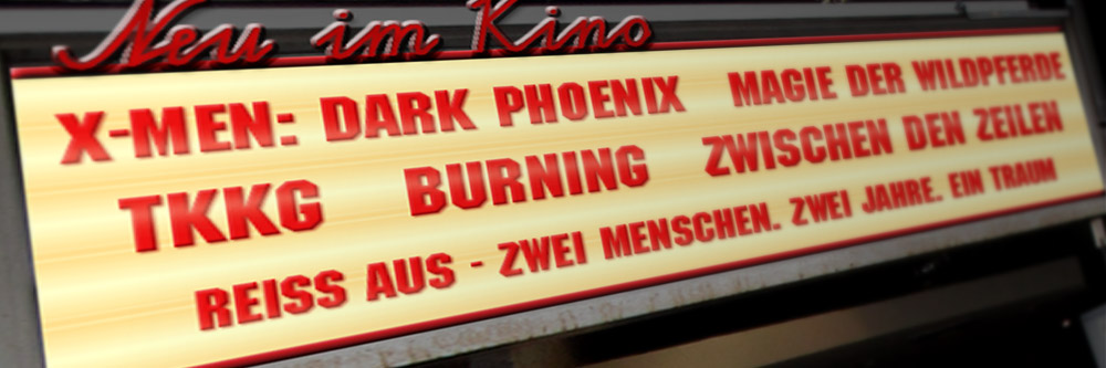 Neu im Kino (KW 23/2019)