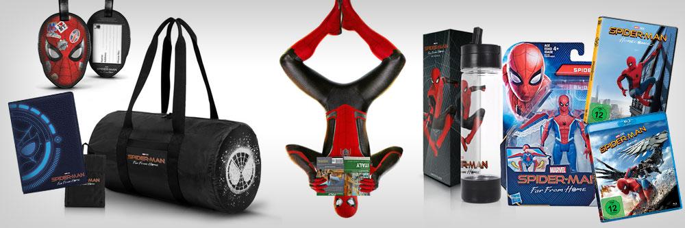 Spider-Man: Far From Home - Das Uncut-Quiz