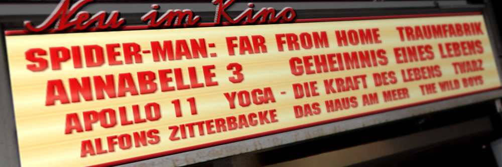 Neu im Kino (KW 27/2019)