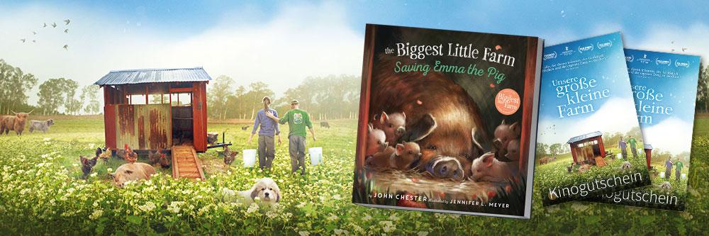 Unsere große kleine Farm - Das Uncut-Quiz