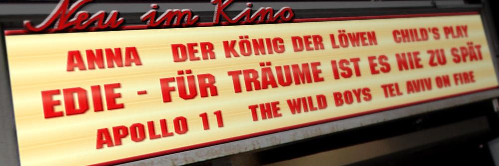 Neu im Kino (KW 29/2019)