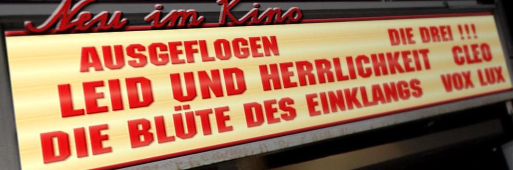 Neu im Kino (KW 30/2019)