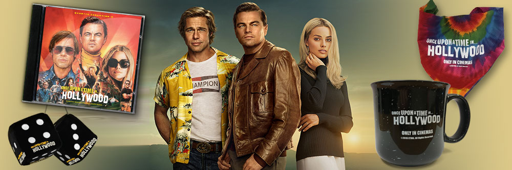Once Upon a Time in Hollywood - Das Uncut-Quiz