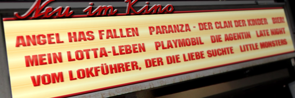 Neu im Kino (KW 35/2019)