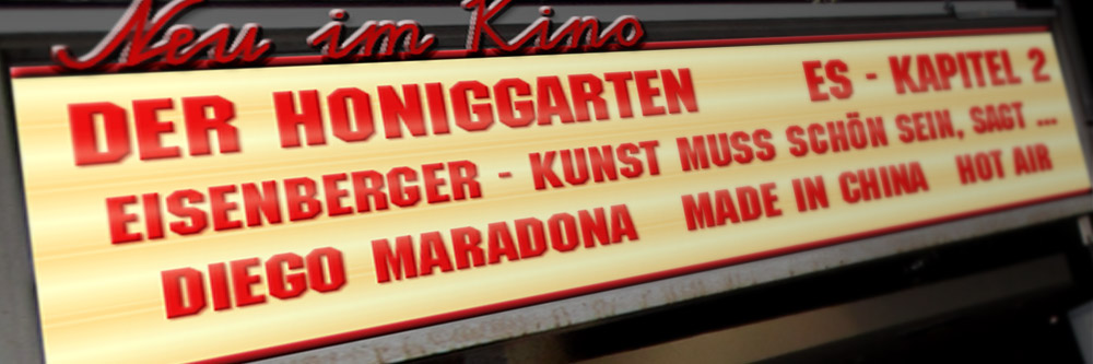 Neu im Kino (KW 36/2019)
