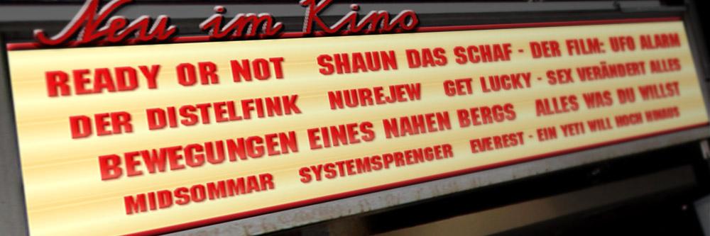 Neu im Kino (KW 39/2019)