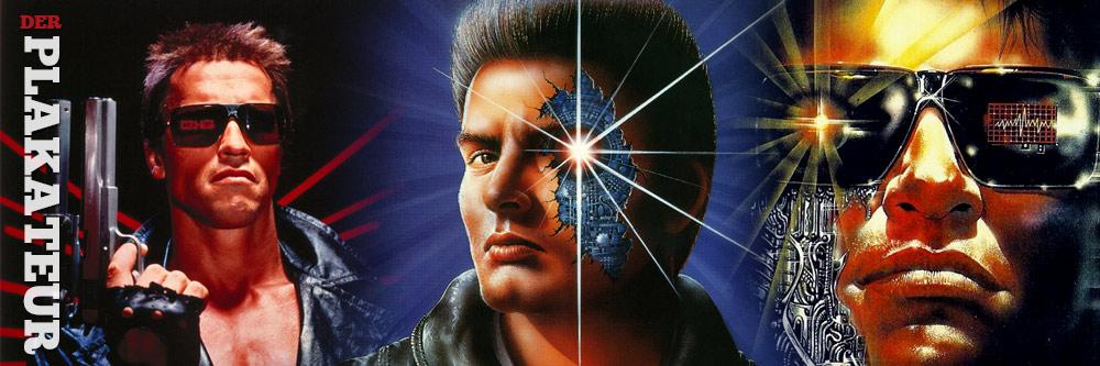 Der Plakateur: Stone Cold Terminator 2