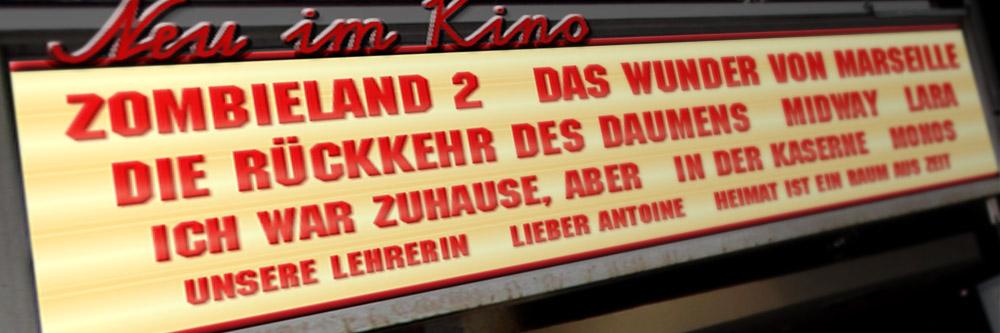 Neu im Kino (KW 45/2019)