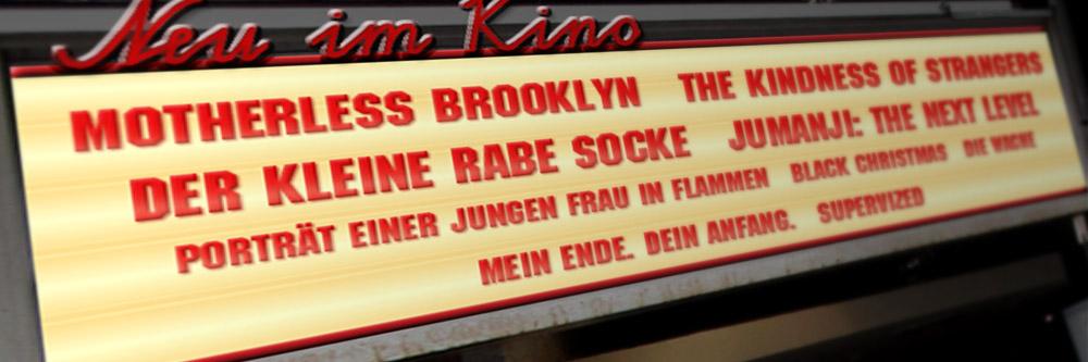 Neu im Kino (KW 50/2019)