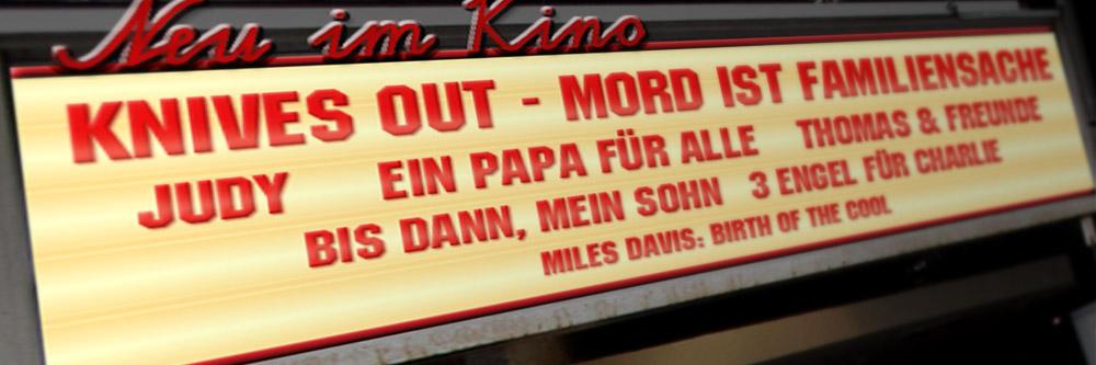 Neu im Kino (KW 01/2020)