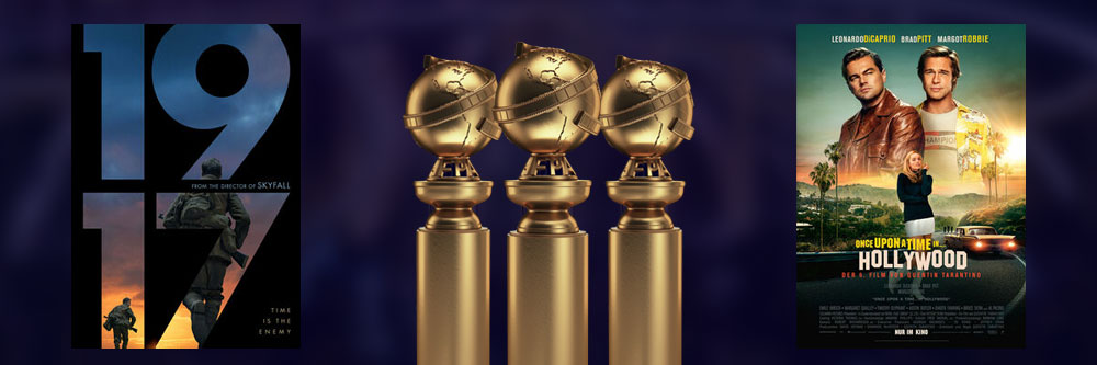 Die Gewinner der 77. Golden Globes stehen fest