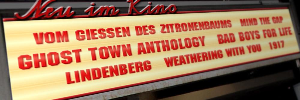 Neu im Kino (KW 03/2020)
