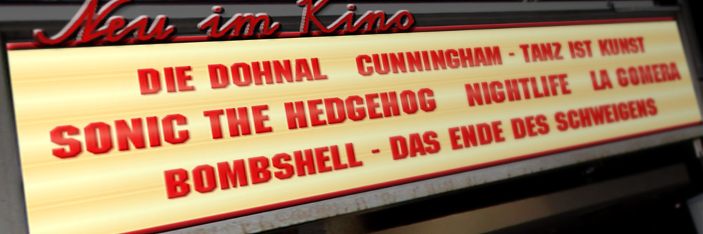Neu im Kino (KW 07/2020)