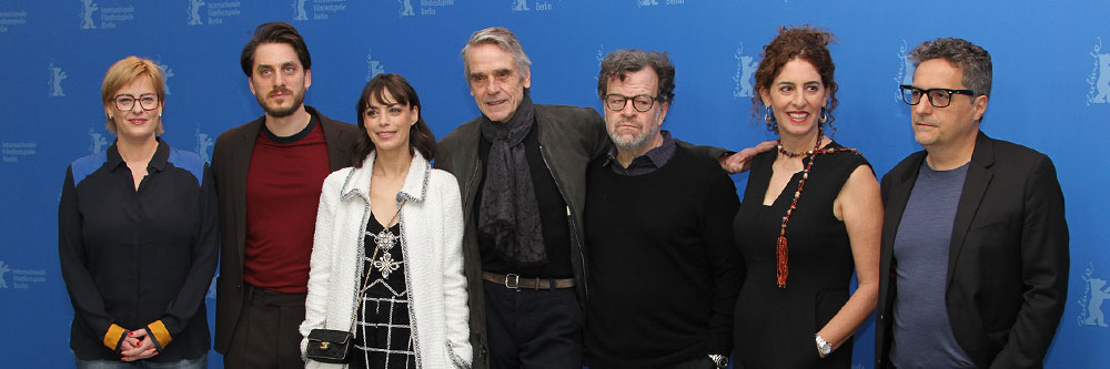 Die Internationale Jury der Berlinale 2020
