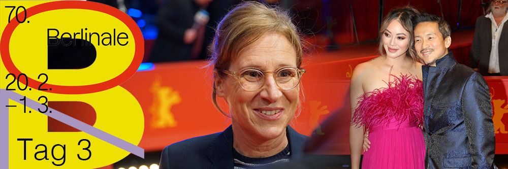Berlinale 2020 – Tag 3