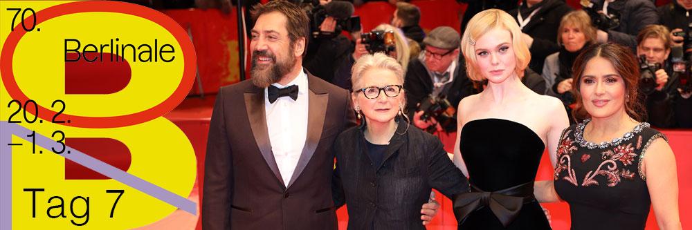 Berlinale 2020 – Tag 7