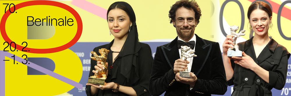 Die Gewinner der Berlinale 2020