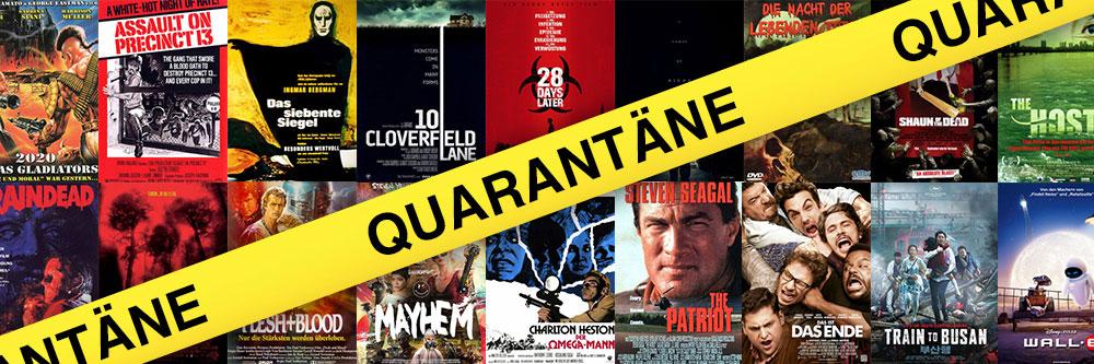 18 Filmtipps für eine Quarantäne vor dem Bildschirm