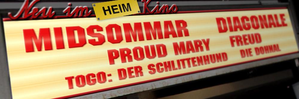 Neu im (Heim-)Kino (KW 13/2020)