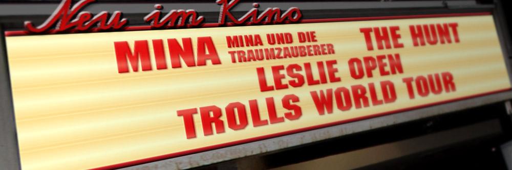 Neu im Kino (KW 23/2020)