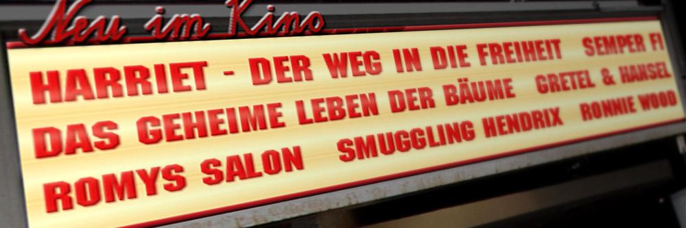 Neu im Kino (Woche 28/2020)
